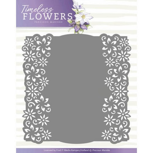 Stansmal Precious Marieke - Timeless Flowers - Clematis Frame