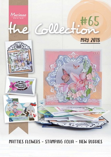Tijdschrift Marianne Design - The Collection #65