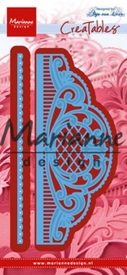 Marianne Design - Creatables - Anja`s border