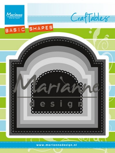 Marianne Design - Craftable - Basic Arch