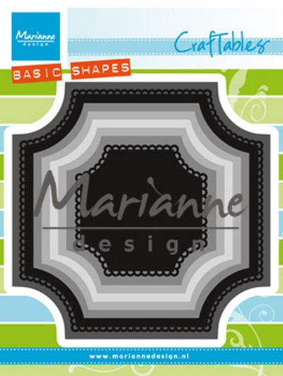 Marianne Design - Craftable - Basic Square