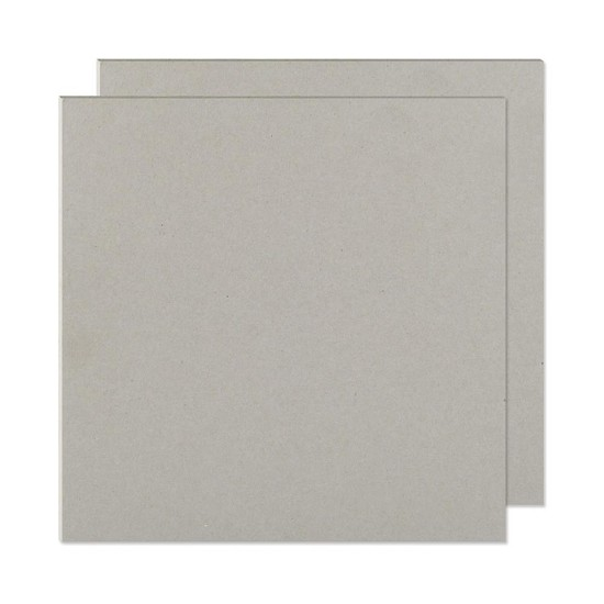 "Cinch - Book Chipboard 8""X8"" - 2/Pkg"