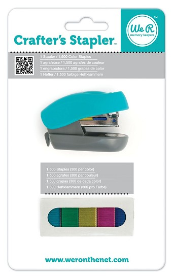 We R Memory Keepers - Crafters stapler (nietmachine)