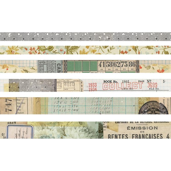 Tim Holtz - Idea-Ology - Design Tape Collector
