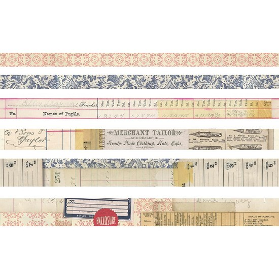 Tim Holtz - Idea-Ology - Design Tape Merchant