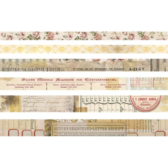 Tim Holtz - Idea-Ology - Design Tape Remnants