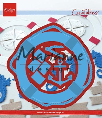 Marianne Design - Creatable - Nautical Set