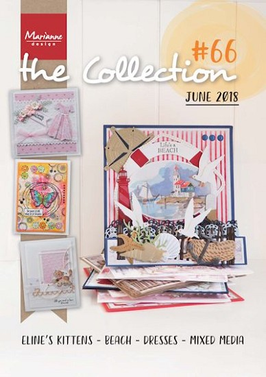 Marianne Design - Tijdschrift - The Collection #66