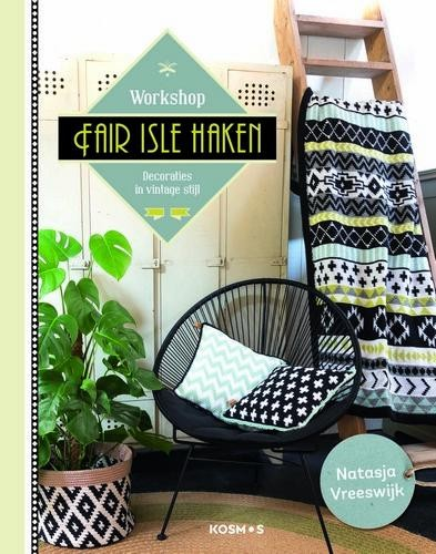 Kosmos Boek - Workshop Fair Isle Haken