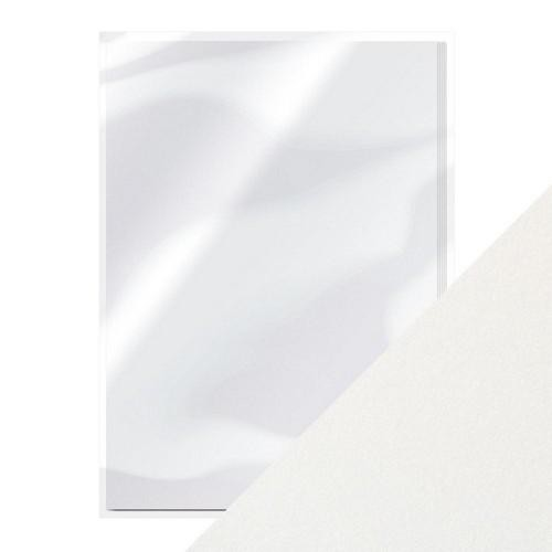 Tonic Studios - Pearlescent Cardstock - Pearl White