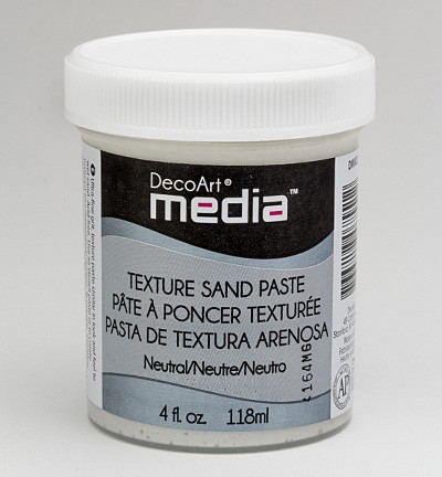 DecoArt - Texture Sand Paste - Neutral