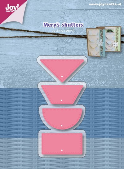 Joy! Crafts - Mery`s - Mery`s shutters