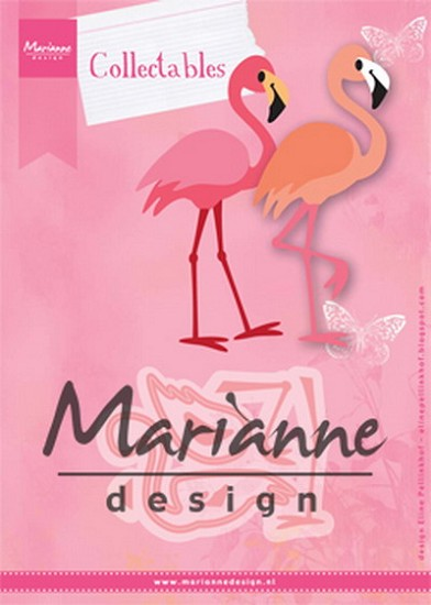 Marianne Design - Collectable - Flamingo