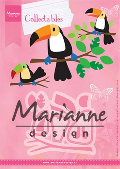 Marianne Design - Collectable - Toukan