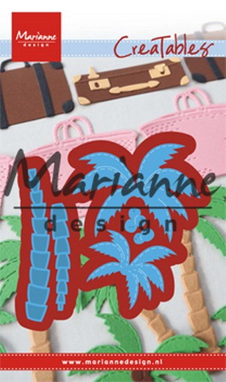 Marianne Design - Creatable - Petra`s Palm Trees