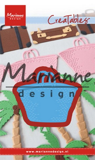 Marianne Design - Creatable - Beach Bag