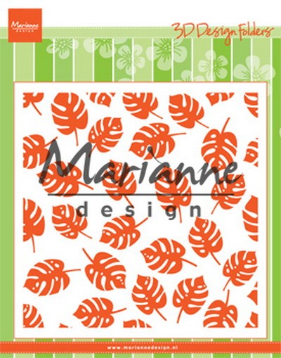 Marianne Design - Design Folder - Tropical Leaves