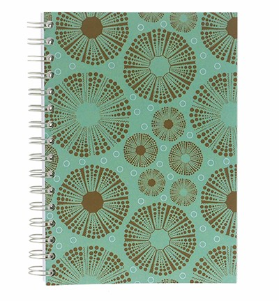 Papicolor - Bulletjournal Fossil – Sea Urchin green/taupe
