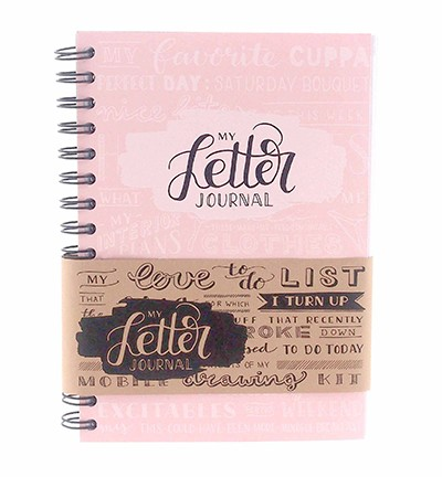 Papicolor - My Letter Journal - 934 bloesem – EN-talig