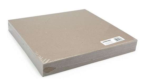 Chipboard Medium Weight - Neutral - 30,5 x 30,5 cm