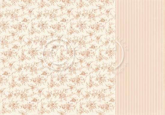 Scrappapier Pion Design - Life is Peachy - Lovely