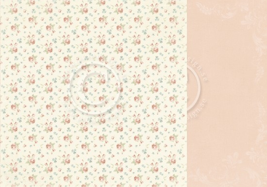 Scrappapier Pion Design - Life is Peachy - In Bloom
