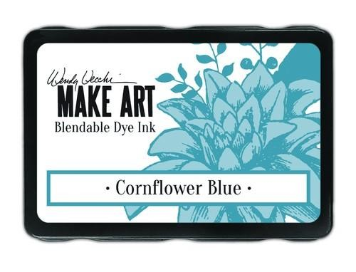 Ranger MAKE ART - Blendable Dye Ink Pad -  Cornflower Blue