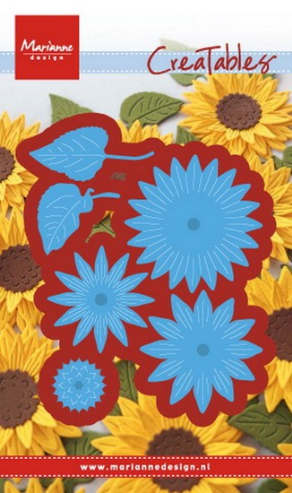Marianne Design - Creatable - Sunflower