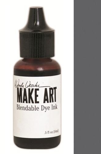 Ranger MAKE ART - Blendable Dye Ink REFILL - Watering Can