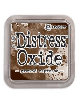 Distress Oxides Ink Pad - Ground Espresso
