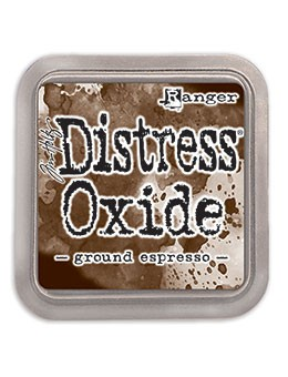 Distress Oxides Ink Pad - Ground Espresso
