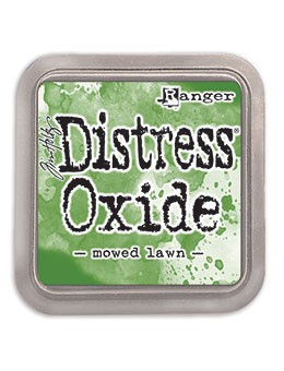 Distress Oxides Ink Pad - Mowed Lawn