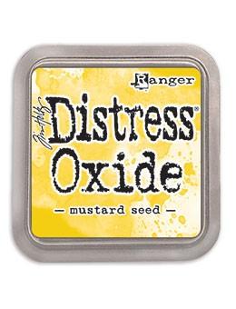 Distress Oxides Ink Pad - Mustard Seed