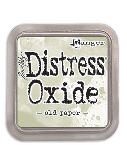 Distress Oxides Ink Pad - Old Paper