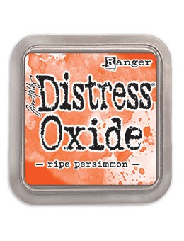 Distress Oxides Ink Pad - Ripe Persimmon