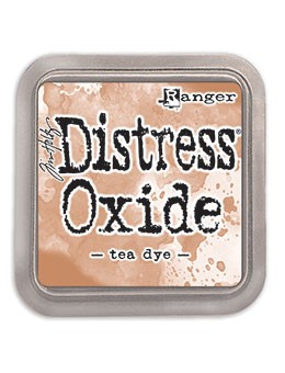 Distress Oxides Ink Pad - Tea Dye