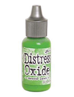 Distress Oxides Refills - Mowed Lawn