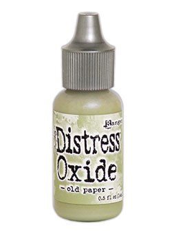 Distress Oxides Refills - Old Paper