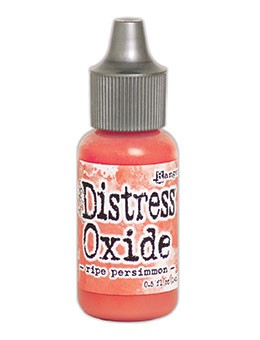 Distress Oxides Refills - Ripe Persimmon