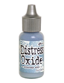 Distress Oxides Refills - Stormy Sky
