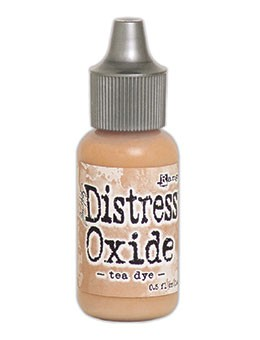 Distress Oxides Refills - Tea Dye