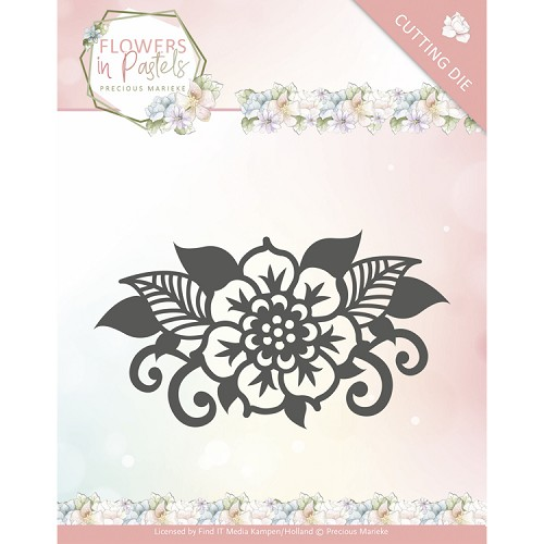 Stansmal - Precious Marieke - Flowers in Pastels - Single Flower