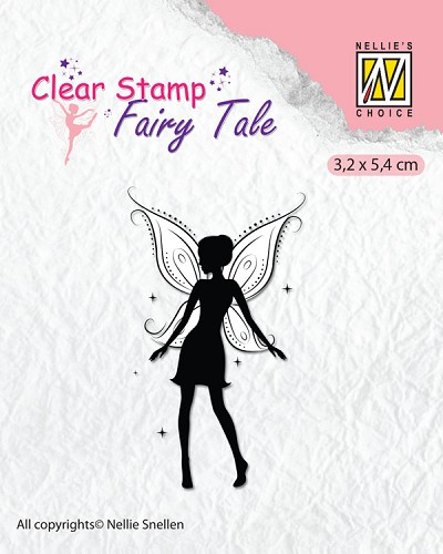 Clearstamp Nellie Snellen - Fairy Tales: fairy tale 13