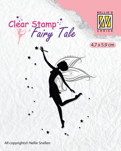 Clearstamp Nellie Snellen - Fairy Tales: fairy tale 12