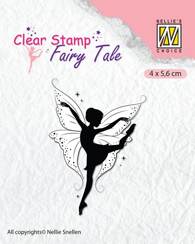 Clearstamp Nellie Snellen - Fairy Tales: fairy tale 11