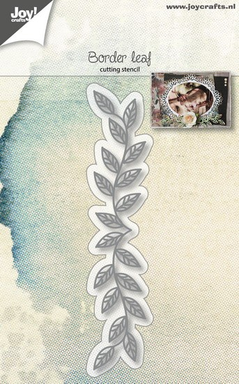 Joy! Crafts - Cutting Stencil - Border blad