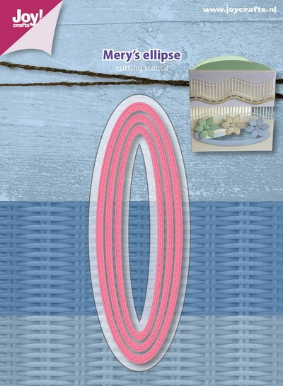 Joy! Crafts - Mery`s - Ellips