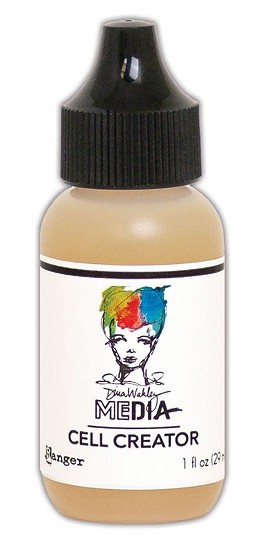 Dina Wakley - Cell creator - 29ml