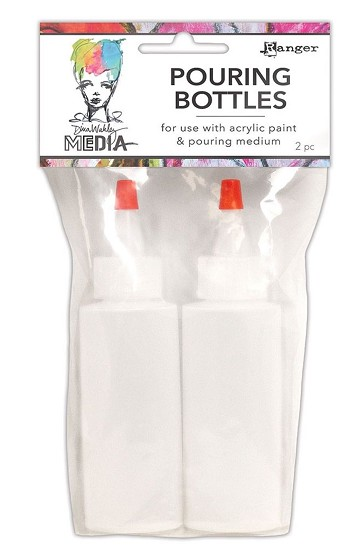 Dina Wakley - Media Pouring Bottles set (2st)