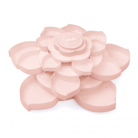 We R Memory Keepers - Embellishment storage Bloom - Pink